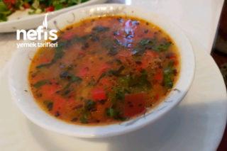Sebzeli Yıldız Şehriye Çorbası Tarifi