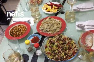 Gelinimizde İftar Yemeği Menüsü Tarifi