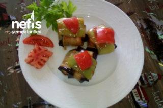 Kürdanlı Patlıcan (İslim Kebabı) Tarifi