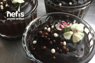 Bol Çikolatalı Puding Tarifi