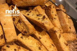 Çikolata Ve Fındıklı Biscotti Tarifi