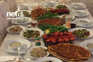 Kayınvalidemin İftar Davet Masası Tarifi