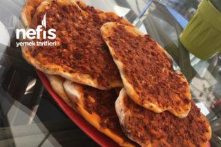 Hatay Usulü Acılı Ekmek (İnanılmaz Lezzetli) Tarifi