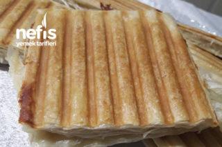 Milföy Tost (Çok Pratik) Tarifi