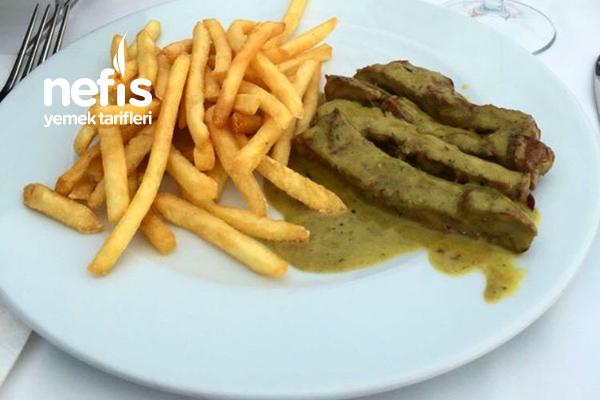 Cafede Paris Soslu Bonfile Tarifi