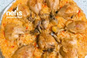 Domatesli Havuçlu Tavuk Büryan Tarifi