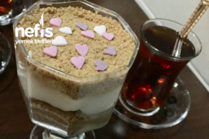 Glutensiz Muhallebi Cup Tarifi