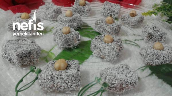 Çikolatalı Bayram Lokumu Tarifi