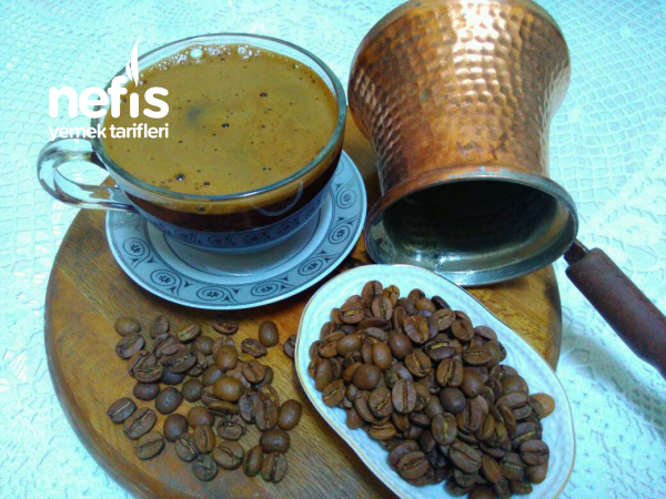 Duble Türk Kahvesi