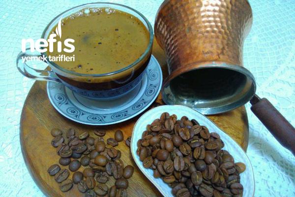Duble Türk Kahvesi Tarifi