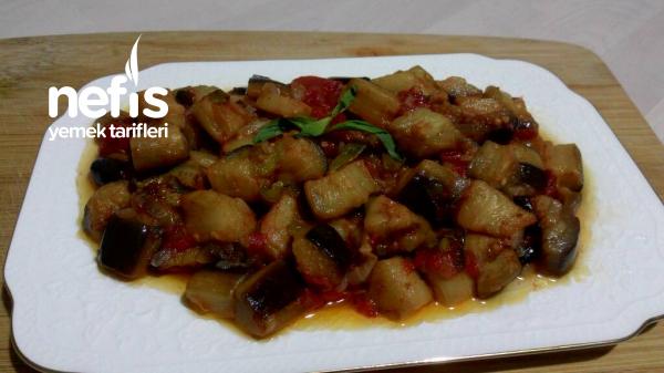 Enfes Patlıcan Mancası
