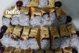 Muzlu Bisküvili Pastası Çok Hafif Ve Lezzetli Tarifi