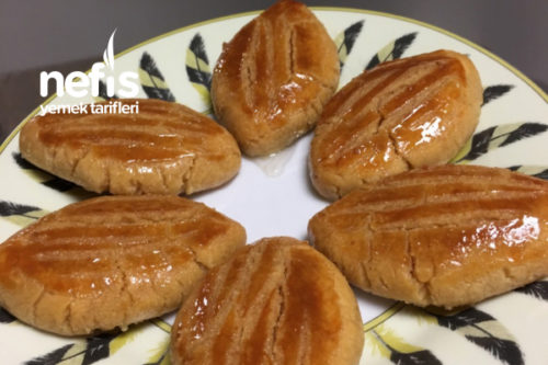 Şeker Pare (Pastane Usulü) Tarifi