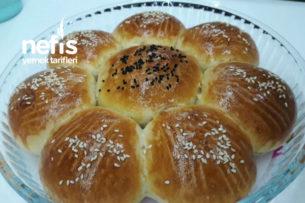 Papatya Ekmek (Yumuşacık Bayatlamayan) Tarifi
