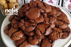 Çatlak Kurabiye (Cookie) Tarifi