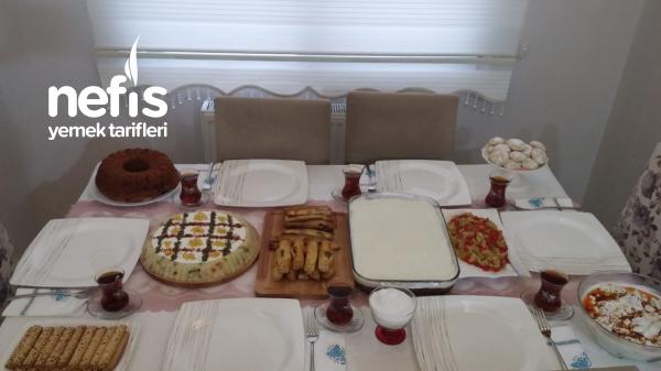 Bayram Sofrasi ( Çay Saati )