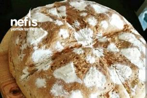 Ekşi Mayalı Tam Buğday Ekmek Tarifi