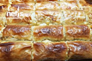 Kremalı Patatesli Yaş Börek Tarifi
