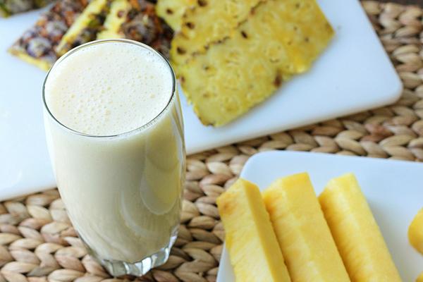 ananas diyeti listesi