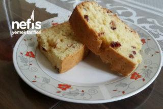 Cranberryli (Turna Yemişli) Kek Tarifi