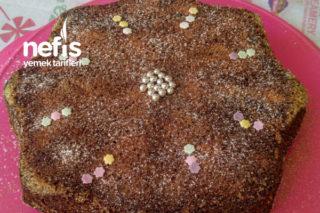 Doğal Meyveden Şekerli Kakaolu Kek (Şekersiz) Tarifi