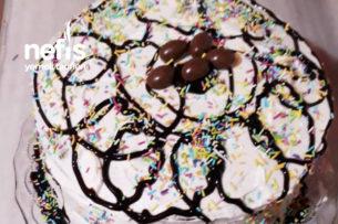 Duble Doğum Günü Pastası Tarifi