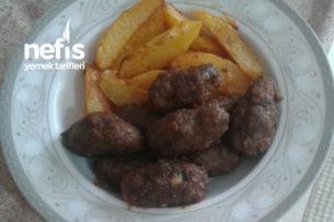 Fırında (Pratik ) Köfte Patates Tarifi