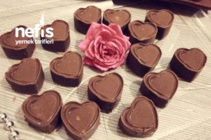 Kalpli İkramlık Çikolatalarım Tarifi