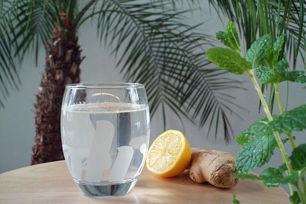 zencefil suyu