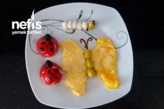 Kahvaltı Tabağı 3 (Çocuklar İçin) Tarifi