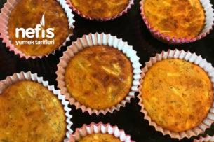 Sebzeli Muffin Tarifi