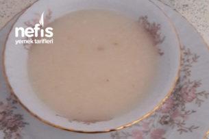Tavuk Suyuna Terbiyeli Tel Şehriye Çorbası Tarifi