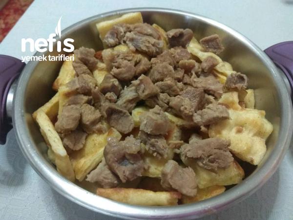 Afyon Kebabi(ramazan Kebabı)