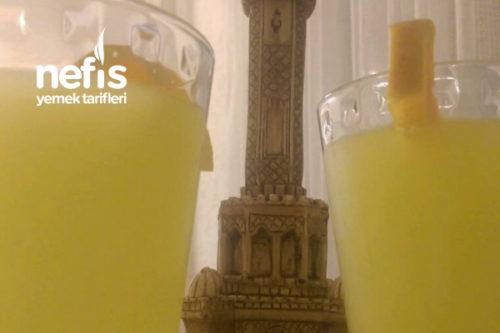 Buz Gibi C Vitamini İçeren Limonata Tarifi
