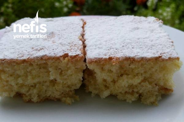 Pamuk Kek (5 Dakikada Hazır) Tarifi