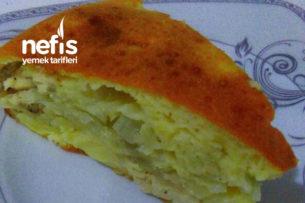 Tavuklu, Patatesli Börek (Toyuqlu Piroq) Tarifi