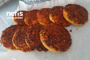 Biberli Ekmekler Hatay Yöresine Ait Tarifi
