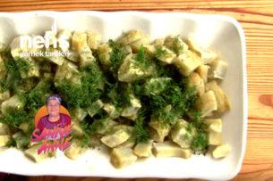 Enginar Salatası Tarifi (videolu)