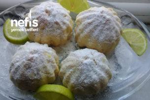 Limon Marmelatli Kurabiye Tarifi