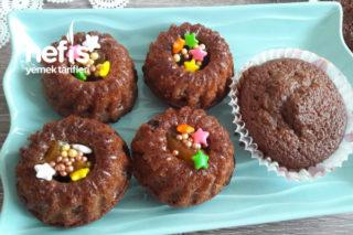 Mini Kekler (Silikon Kaplarda) Tarifi