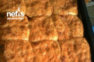 Soğanlı Mayalı Çörek Tarifi