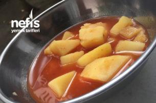 Cajun Sulu Patates Tarifi