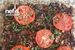 Patlıcanlı Ve Patatesli Oturtma Tarifi