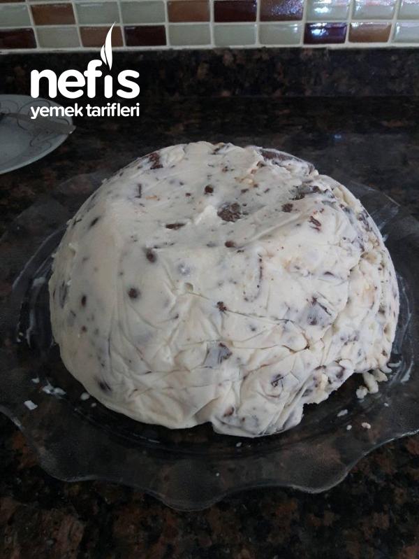 Şip Şak Dondurmalı Pasta