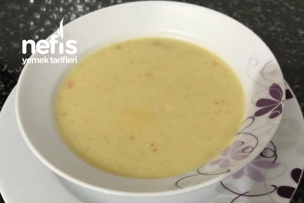 Sütlü Kabak Çorbası Tarifi