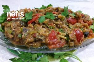 Babagannuş Adana Yöresi (Közlenmiş Patlıcan Salatası) Tarifi