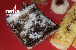 Bisküvili Muhallebi Pastası Tarifi