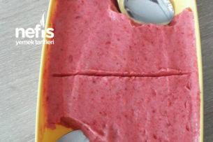 Kolay Ve Pratik Şekersiz Dondurma Tarifi