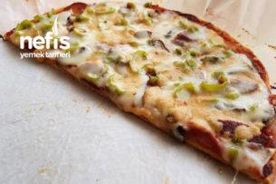 Pizza (İdeal Tarif) Tarifi