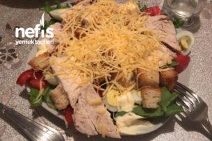 Sezar Salatası Orjinal Tarifi